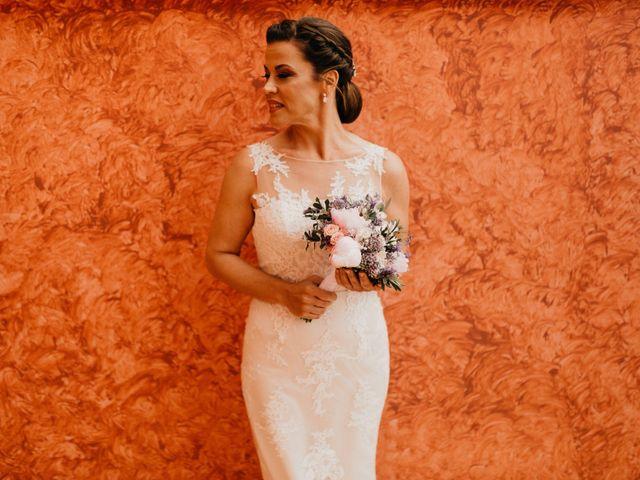 La boda de David y Kersty en Puerto De La Cruz, Santa Cruz de Tenerife 21