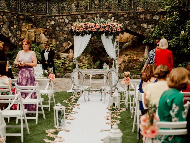 La boda de David y Kersty en Puerto De La Cruz, Santa Cruz de Tenerife 23