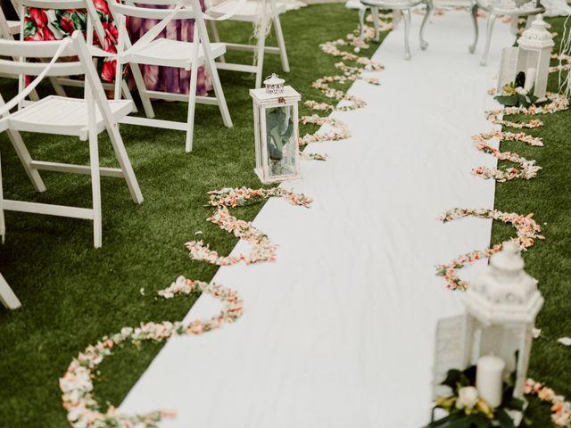 La boda de David y Kersty en Puerto De La Cruz, Santa Cruz de Tenerife 24