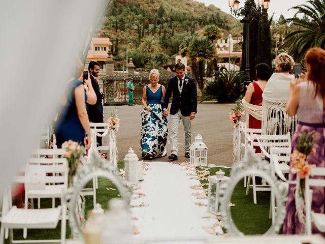 La boda de David y Kersty en Puerto De La Cruz, Santa Cruz de Tenerife 25