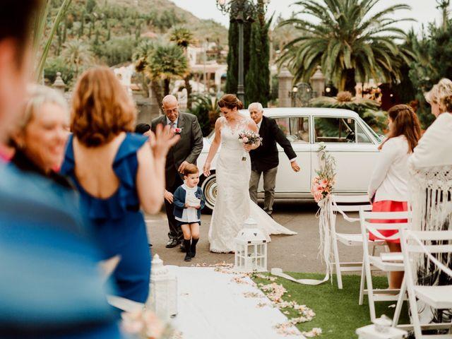 La boda de David y Kersty en Puerto De La Cruz, Santa Cruz de Tenerife 28