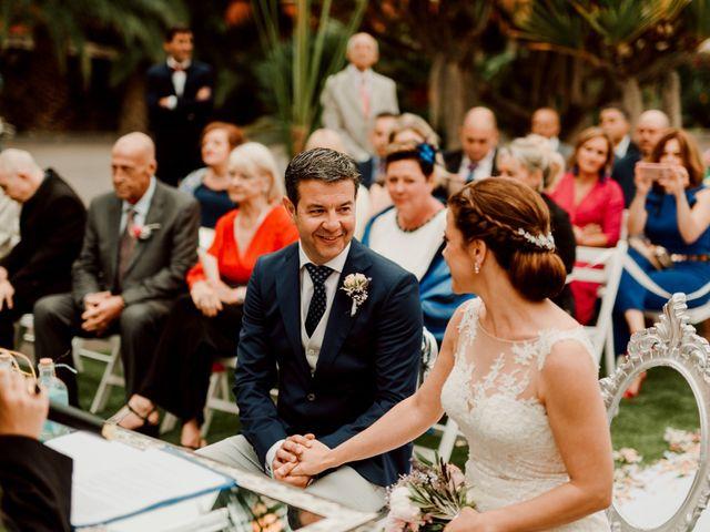 La boda de David y Kersty en Puerto De La Cruz, Santa Cruz de Tenerife 31