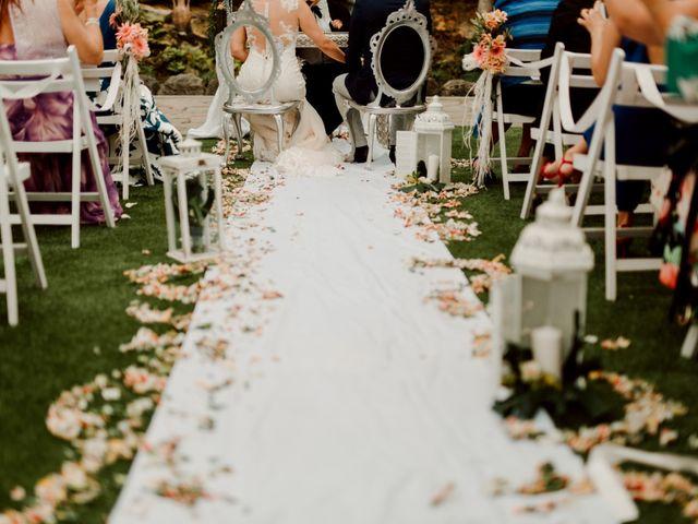 La boda de David y Kersty en Puerto De La Cruz, Santa Cruz de Tenerife 32