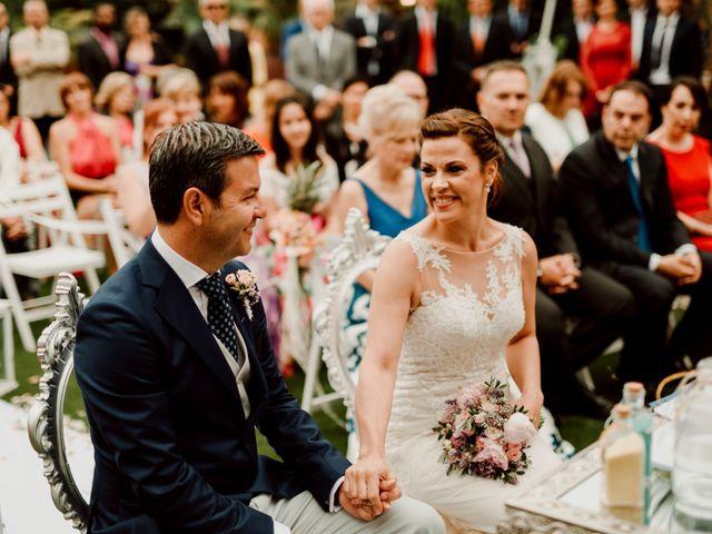 La boda de David y Kersty en Puerto De La Cruz, Santa Cruz de Tenerife 33
