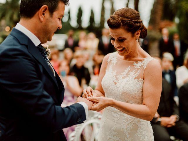 La boda de David y Kersty en Puerto De La Cruz, Santa Cruz de Tenerife 36