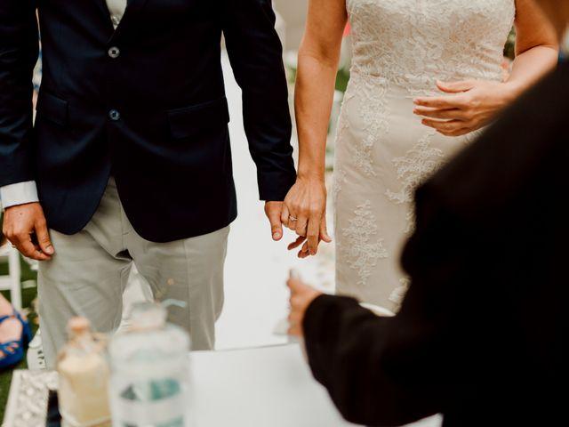 La boda de David y Kersty en Puerto De La Cruz, Santa Cruz de Tenerife 37