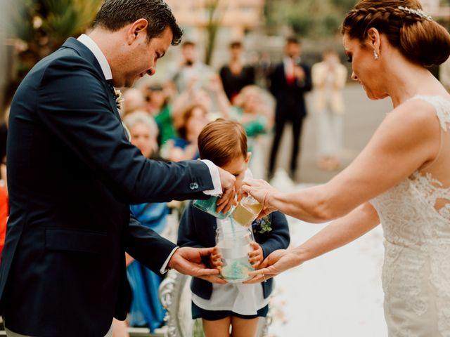 La boda de David y Kersty en Puerto De La Cruz, Santa Cruz de Tenerife 1