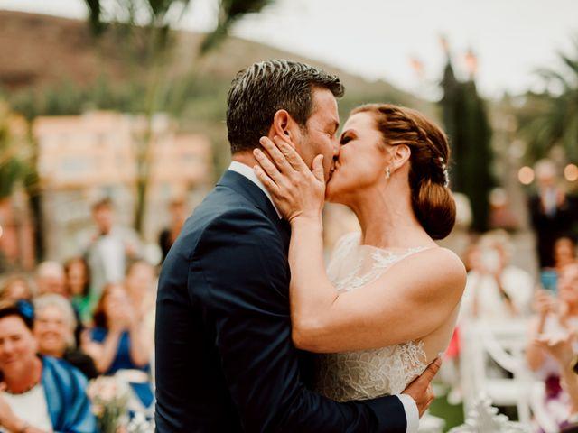 La boda de David y Kersty en Puerto De La Cruz, Santa Cruz de Tenerife 2