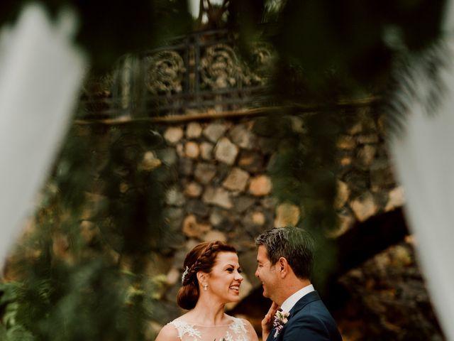 La boda de David y Kersty en Puerto De La Cruz, Santa Cruz de Tenerife 43