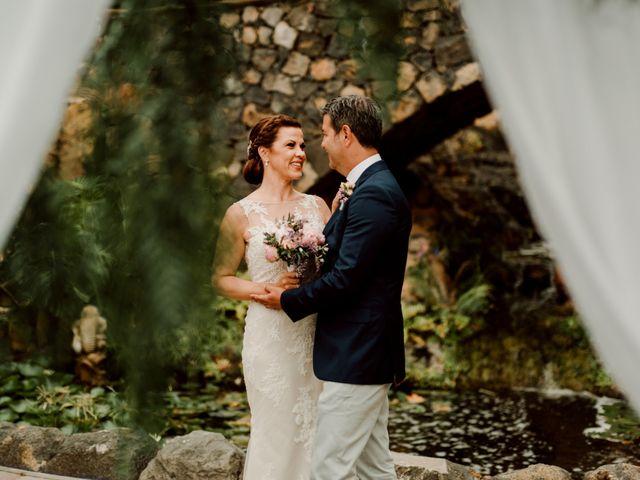 La boda de David y Kersty en Puerto De La Cruz, Santa Cruz de Tenerife 44