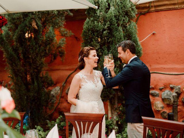 La boda de David y Kersty en Puerto De La Cruz, Santa Cruz de Tenerife 45