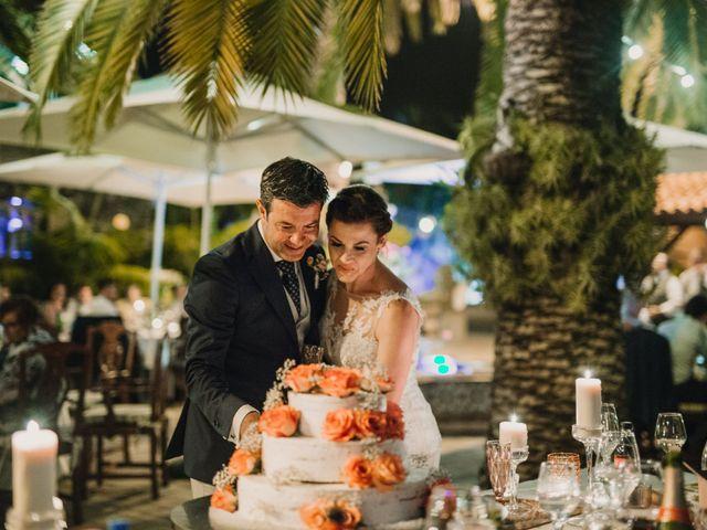 La boda de David y Kersty en Puerto De La Cruz, Santa Cruz de Tenerife 46