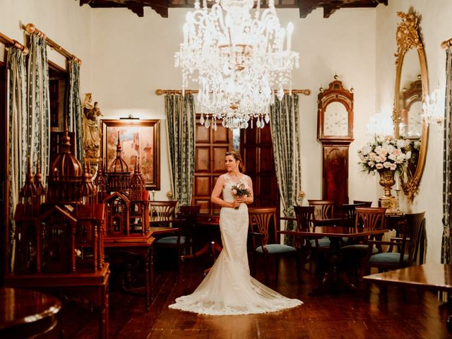 La boda de David y Kersty en Puerto De La Cruz, Santa Cruz de Tenerife 47