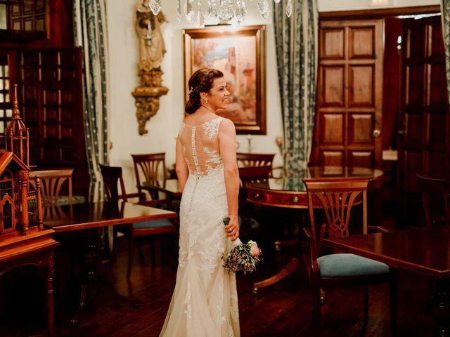 La boda de David y Kersty en Puerto De La Cruz, Santa Cruz de Tenerife 48