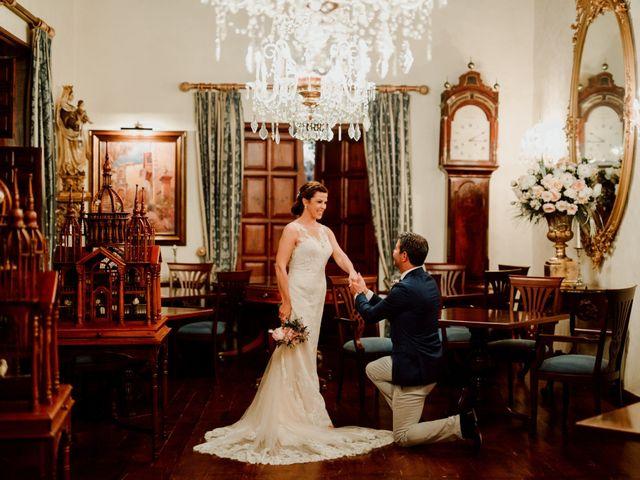 La boda de David y Kersty en Puerto De La Cruz, Santa Cruz de Tenerife 49