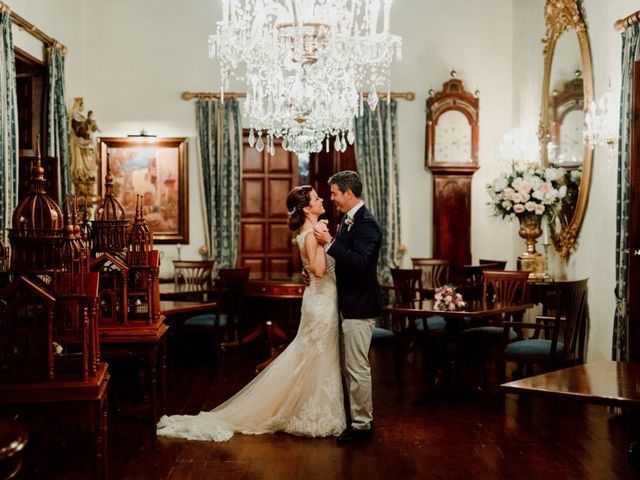 La boda de David y Kersty en Puerto De La Cruz, Santa Cruz de Tenerife 50