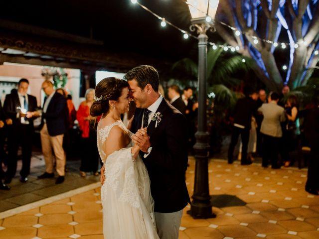 La boda de David y Kersty en Puerto De La Cruz, Santa Cruz de Tenerife 51