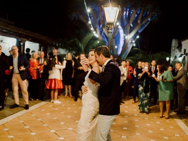 La boda de David y Kersty en Puerto De La Cruz, Santa Cruz de Tenerife 53
