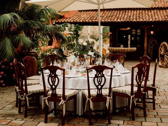 La boda de David y Kersty en Puerto De La Cruz, Santa Cruz de Tenerife 57