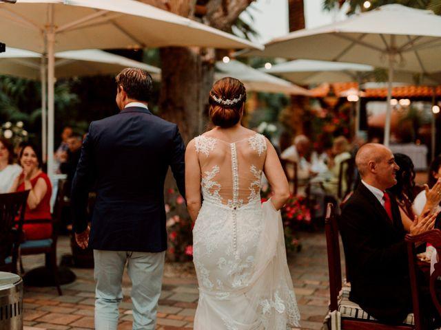 La boda de David y Kersty en Puerto De La Cruz, Santa Cruz de Tenerife 59