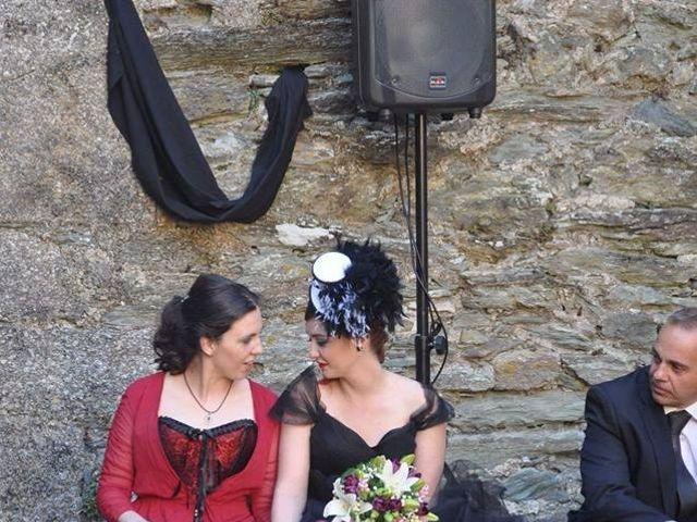 La boda de lydia y caty en Moeche (San Xoan), A Coruña 1