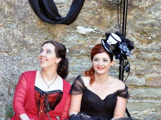 La boda de lydia y caty en Moeche (San Xoan), A Coruña 4