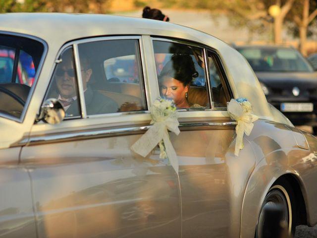 La boda de José y Isa en Roche, Murcia 2