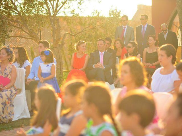 La boda de José y Isa en Roche, Murcia 3
