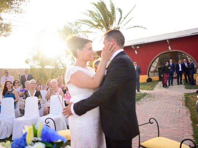 La boda de José y Isa en Roche, Murcia 4