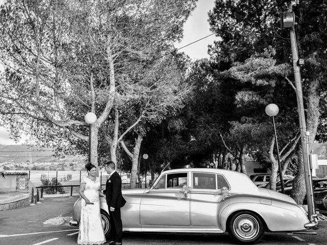 La boda de José y Isa en Roche, Murcia 6