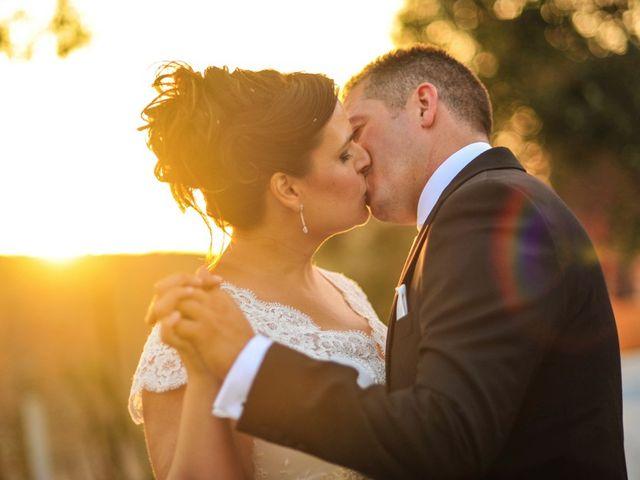 La boda de José y Isa en Roche, Murcia 7