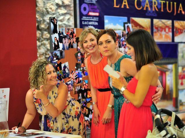 La boda de José y Isa en Roche, Murcia 9