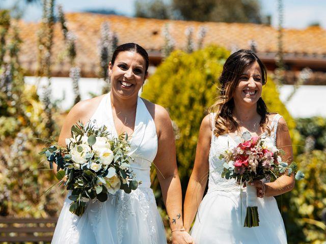 La boda de Mar y Susana en Cabrils, Barcelona 45