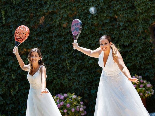 La boda de Mar y Susana en Cabrils, Barcelona 1