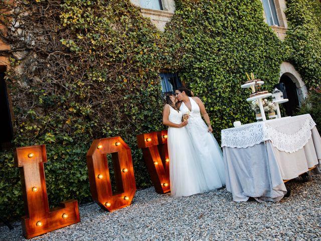 La boda de Mar y Susana en Cabrils, Barcelona 78