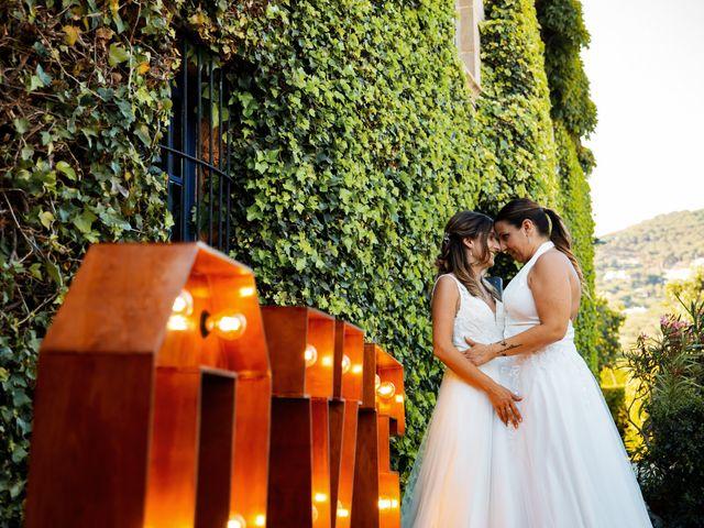 La boda de Mar y Susana en Cabrils, Barcelona 81