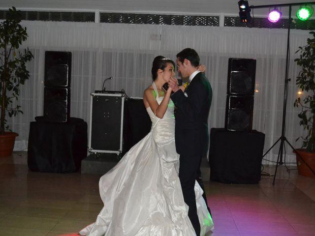 La boda de Juan Gil y Adriana Camin en Zaragoza, Zaragoza 2