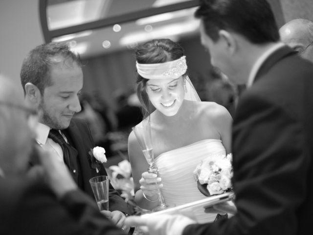 La boda de Rubén y Maite en La Pobla De Farnals, Valencia 3