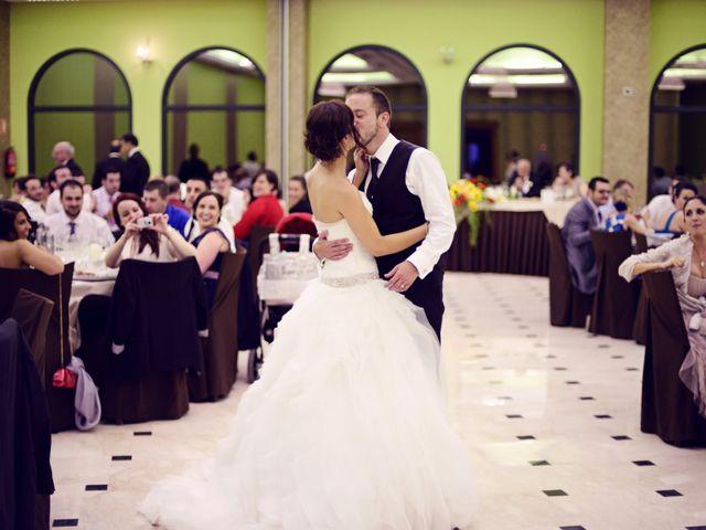 La boda de Rubén y Maite en La Pobla De Farnals, Valencia 7
