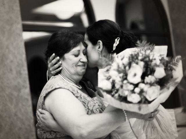 La boda de Rubén y Maite en La Pobla De Farnals, Valencia 8