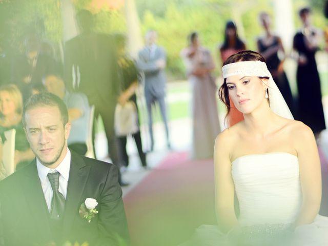 La boda de Rubén y Maite en La Pobla De Farnals, Valencia 18