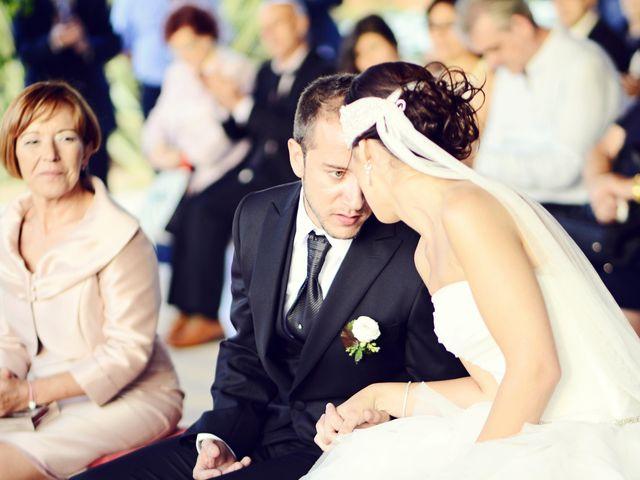 La boda de Rubén y Maite en La Pobla De Farnals, Valencia 19