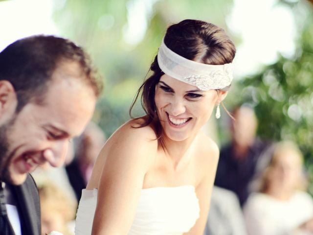 La boda de Rubén y Maite en La Pobla De Farnals, Valencia 22