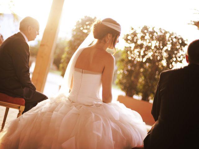 La boda de Rubén y Maite en La Pobla De Farnals, Valencia 38