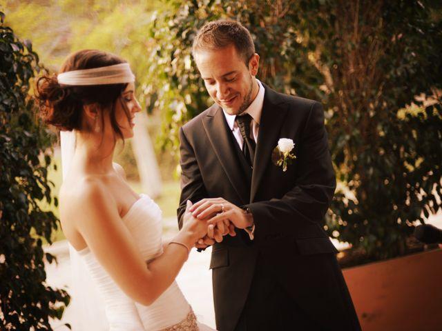 La boda de Rubén y Maite en La Pobla De Farnals, Valencia 40