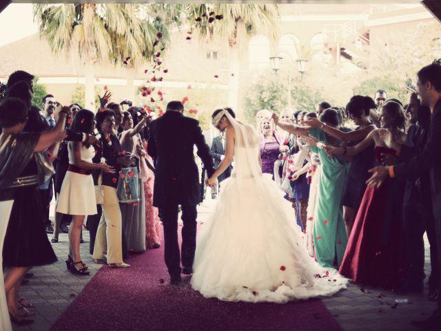 La boda de Rubén y Maite en La Pobla De Farnals, Valencia 41