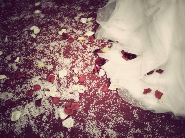 La boda de Maite y Rubén