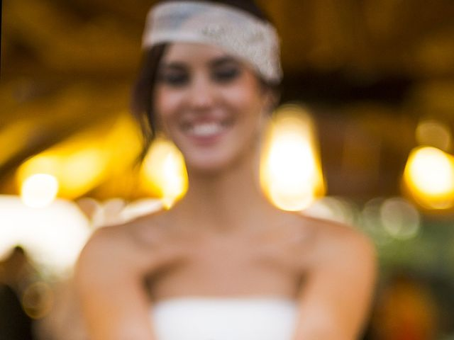La boda de Rubén y Maite en La Pobla De Farnals, Valencia 2
