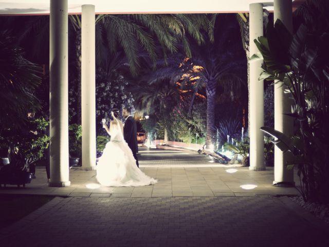 La boda de Rubén y Maite en La Pobla De Farnals, Valencia 42