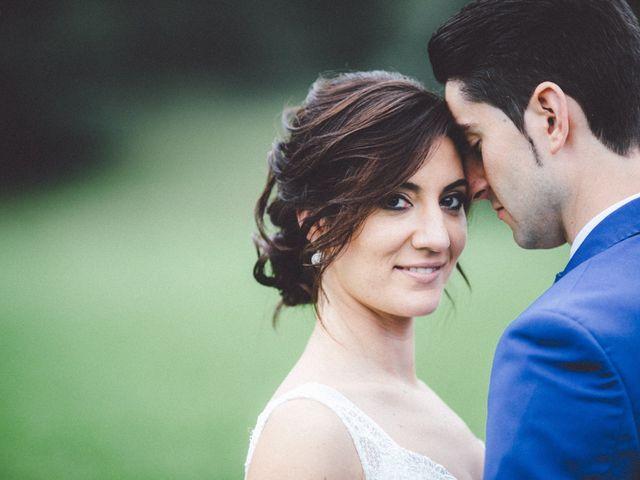 La boda de Gema y Alex
